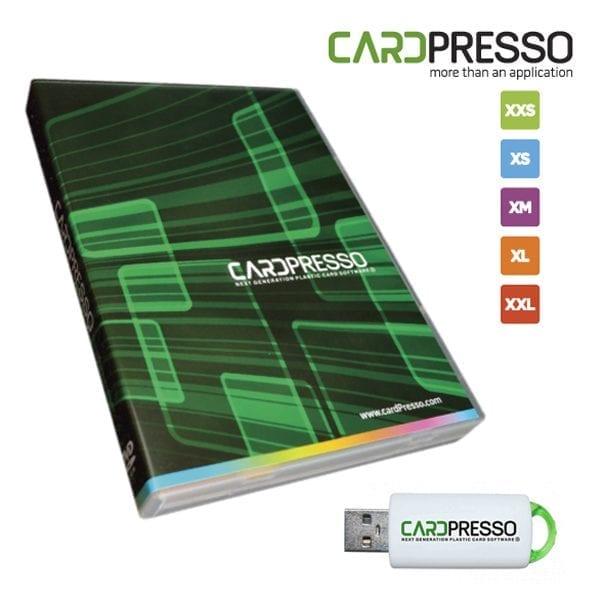 logiciel software cardpresso impression carte badge