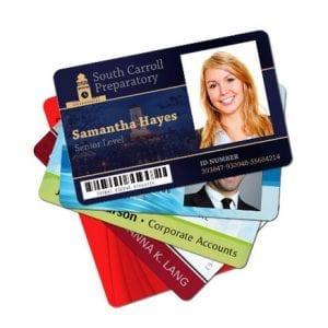 cartes badges PVC personnalisés
