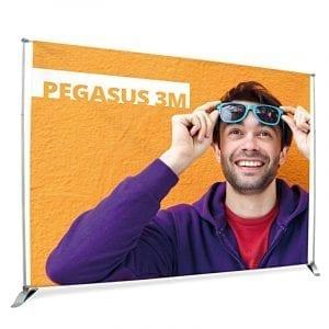 Mur image télescopique grand format photocall 3m