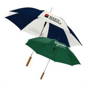 parapluie publicitaire personnalisation