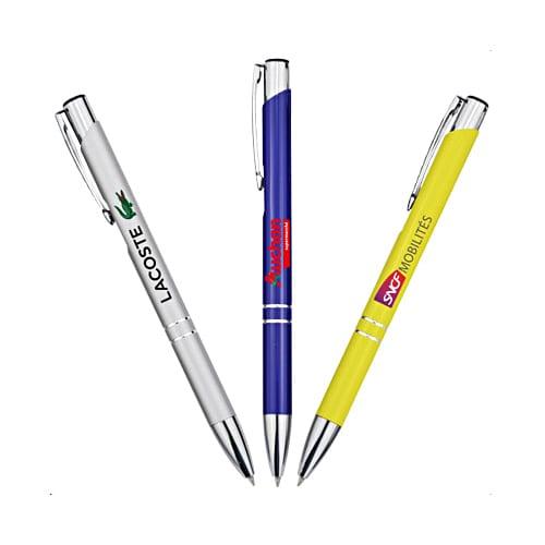 stylo métal personnalisation publicitaire