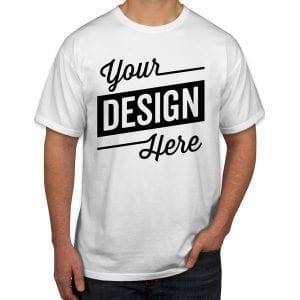 t-shirt homme femme personnalisé publicitaire